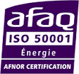 certification iso 50001 afaq